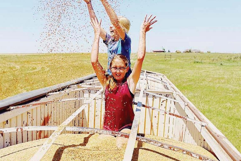 '21 harvest golden so far